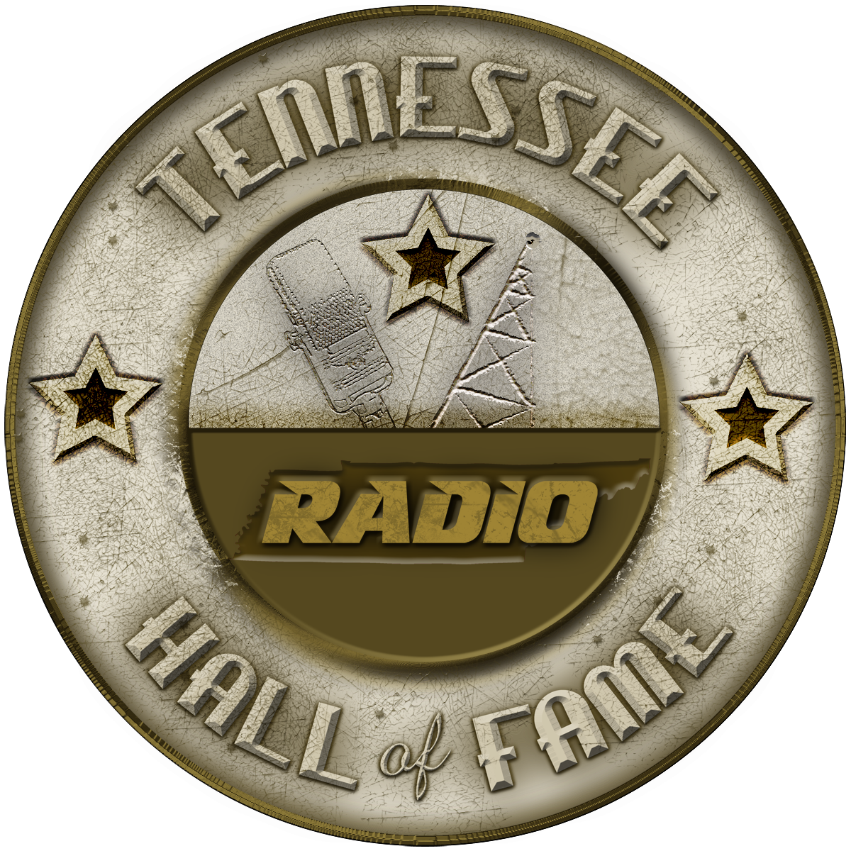 Tennessee Radio Hall of Fame Logo