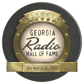 Georgia Radio Hall of Fame Logo